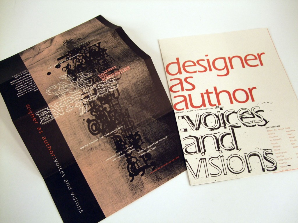 designer-as-author McCarthy